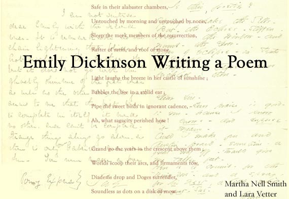 what influenced on emily dickinsons writings With the advent of the emily dickinson journal was born emily elizabeth dickinson in amherst no further dickinson writings came to press until.